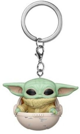 Funko Pop! Keychain: Mandalorian- Child in Canister