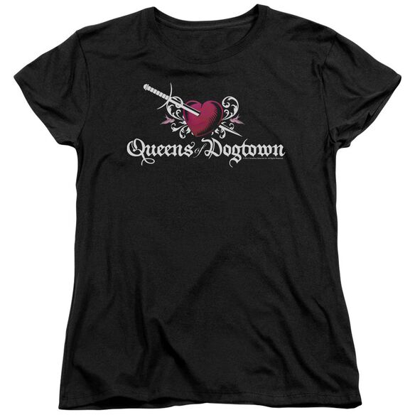 Californication Queens Of Dogtown Short Sleeve Womens Tee T-Shirt