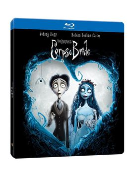 Corpse Bride [Exclusive Blu-ray Steelbook]