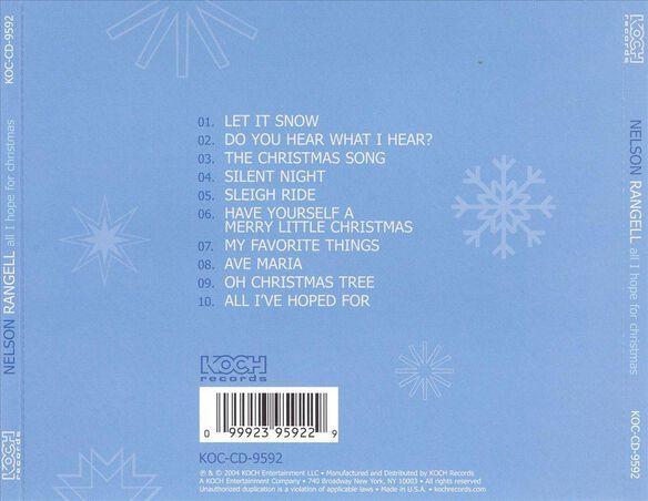 All I Hope For Christmas
