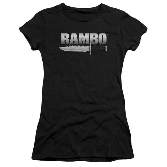 Rambo:First Blood Knife Premium Bella Junior Sheer Jersey
