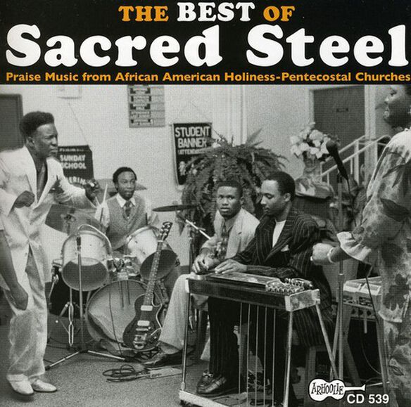 Various Artists - The Best Of Sacred Steel