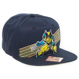 X Men Wolverine Lines Hat