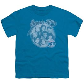 90210 Circle Of Friends Short Sleeve Youth T-Shirt