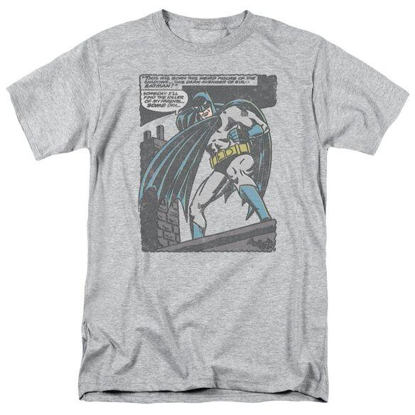 BATMAN BAT ORIGINS-S/S ADULT T-Shirt