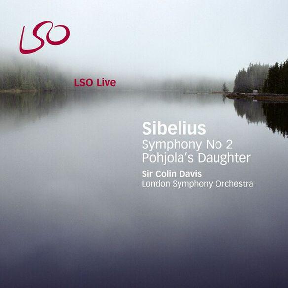 Colin Davis - Symphony 2 Pohjola's Daughter