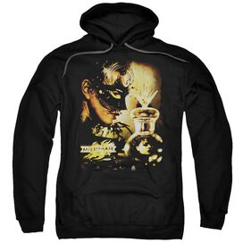 Mirrormask Trapped Adult Pull Over Hoodie