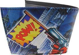 Harley Quinn Gun Pow Bifold Wallet