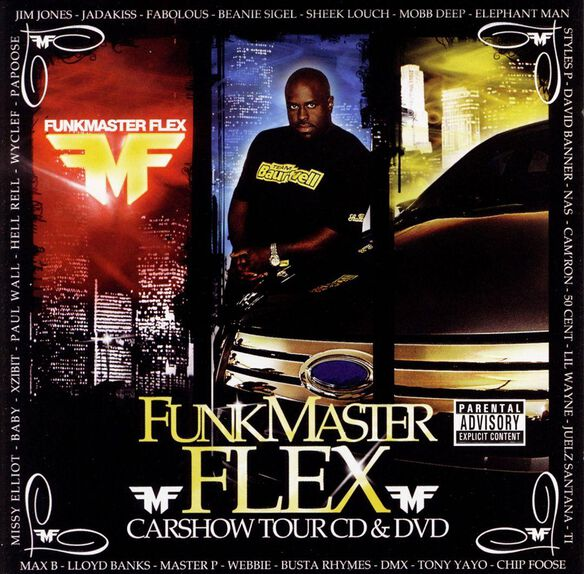 Funkmaster Flex: Car Show Tour DVD