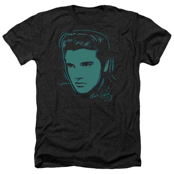 Elvis Young Dots Adult Heather