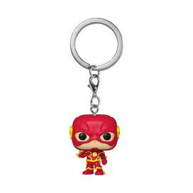 Funko Pop! Keychain: The Flash- The Flash
