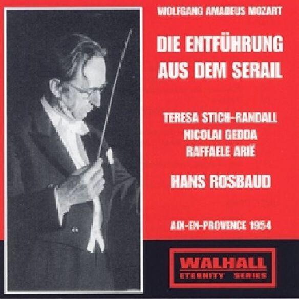 Rosbaud - Die Entfuhrung Aus Dem Serail