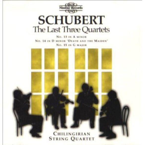 Chilingirian Quartet - String Quartets 13, 14 & 15