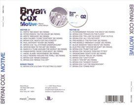 Bryan Cox - Motive