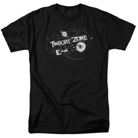 Twilight Zone Another Dimension Short Sleeve Adult T-Shirt