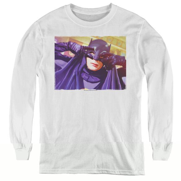 Batman Classic TV Smooth Groove-youth Long