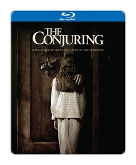Conjuring [Exclusive Blu-ray Steelbook]