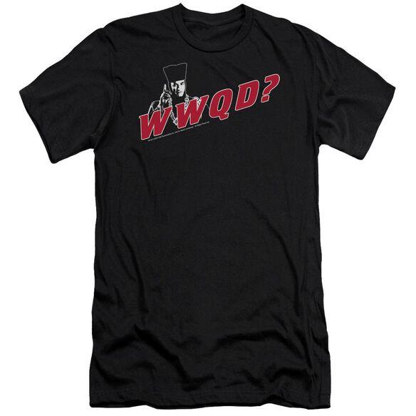 Star Trek Wwqd Short Sleeve Adult T-Shirt