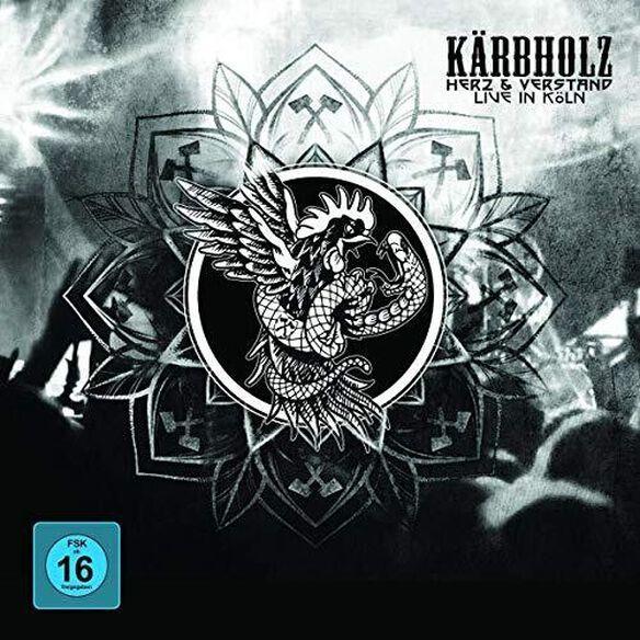 Karbholz - Herz Und Verstand - Live In Koln