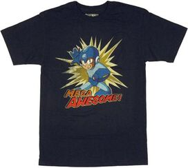 Mega Man Awesome T-Shirt