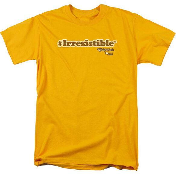 Chipwich Irresistible Short Sleeve Adult T-Shirt