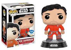 Pop Exclusive Star Wars Episode 7 Poe Dameron Variant