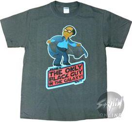 Family Guy Only Black T-Shirt