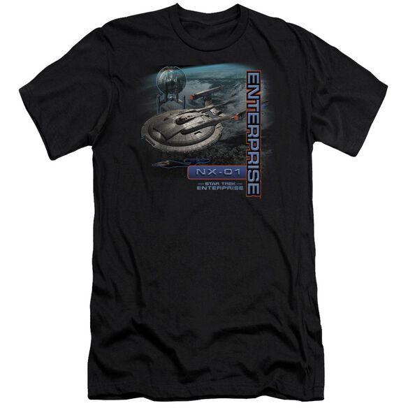 Star Trek Enterprise Nx 01 Short Sleeve Adult T-Shirt