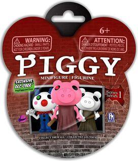 Piggy 3-Inch Minifigure Mystery Pack [1 RANDOM Figure & DLC Code!]