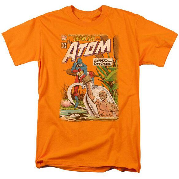 Jla Showcase #34 Cover Short Sleeve Adult T-Shirt