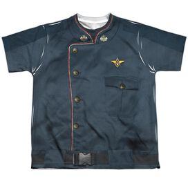 BATTLESTAR GALACTICA DUTY BLUE-S/S YOUTH T-Shirt