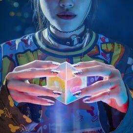 Anamanaguchi - Endless Fantasy (Clear vinyl w/ Rainbow Splatter)