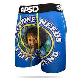 Bob Ross Everyone Needs a Little Friend Boxer Briefs
