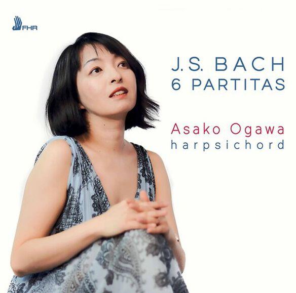 J.S. Bach / Ogawa - 6 Partitas BWV 825-830