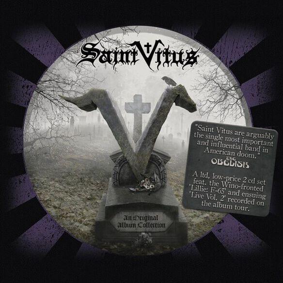Saint Vitus - An Original Album Collection: Lillie: F-65 + Live Vol. 2