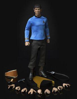 Star Trek 50th Anniversary Spock Figurine