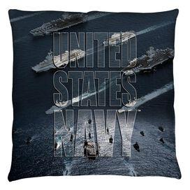 Navy Fleet Throw
