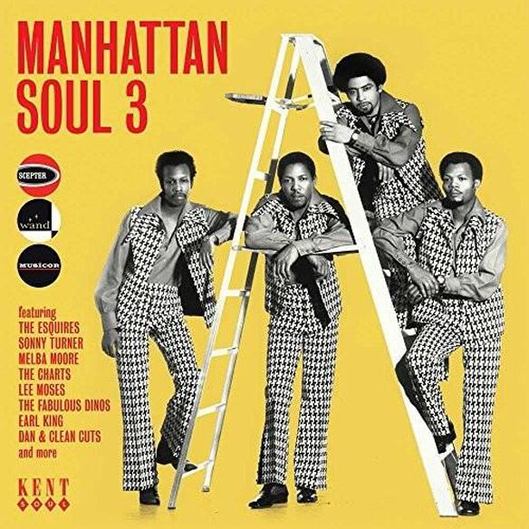 Manhattan Soul 3 (Uk)