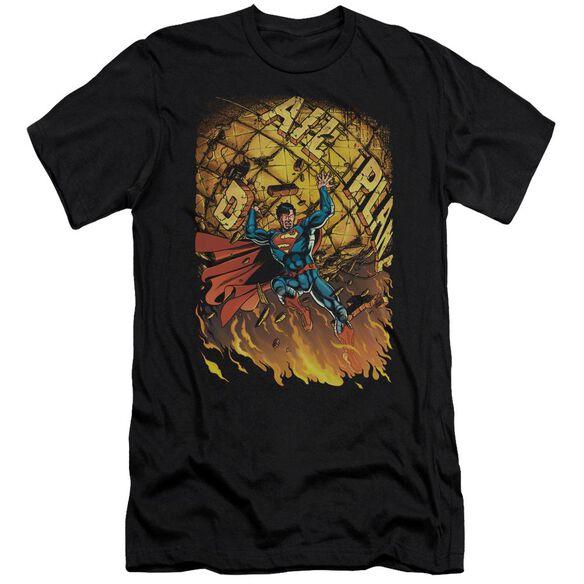 Superman Superman #1 Short Sleeve Adult T-Shirt