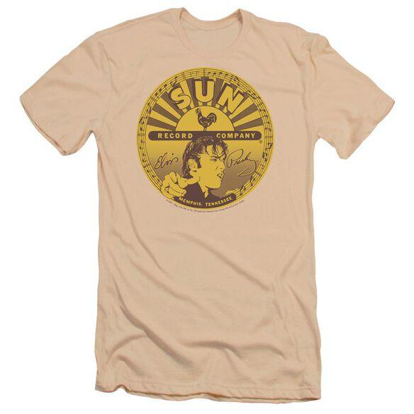 Sun Elvis Full Sun Label Premuim Canvas Adult Slim Fit