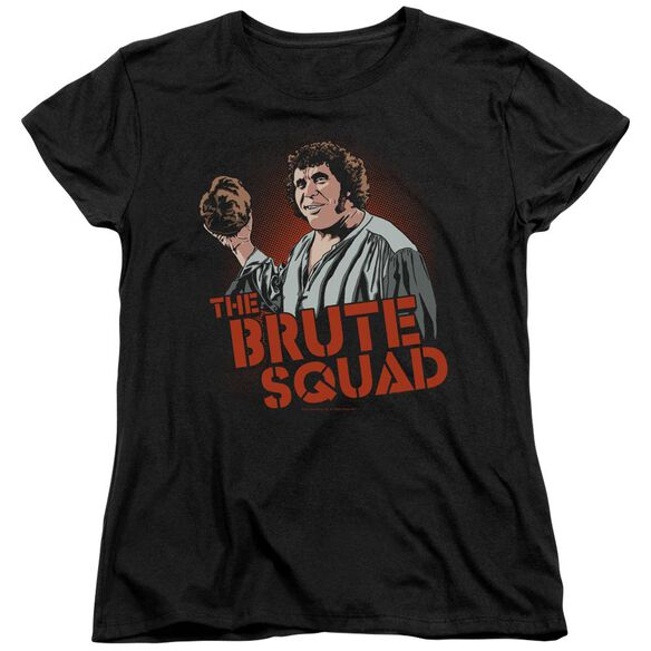 Princess Bride Brute Squad Short Sleeve Womens Tee T-Shirt