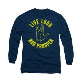 Star Trek Live Long Hand Long Sleeve T-Shirt