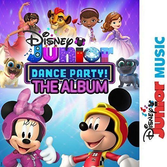 Various Artists - Disney Junior Music Dance Party (Various Artists)
