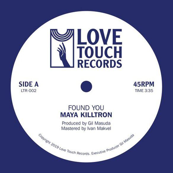 Maya Killtron - Found You