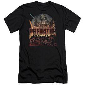 Predator Battle Hbo Short Sleeve Adult T-Shirt