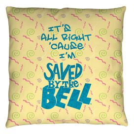 Saved By The Bell All Right Throw