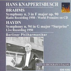 Haydn - Knappertsbusch Conducts