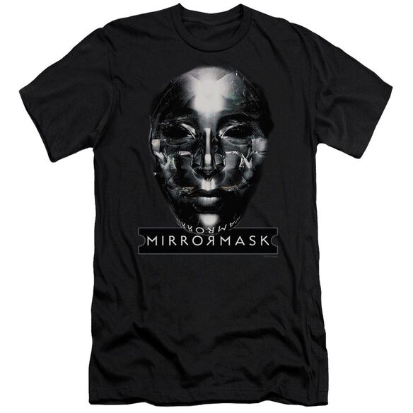 Mirrormask Mask Short Sleeve Adult T-Shirt