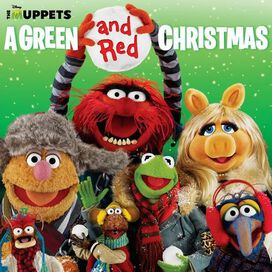 The Muppets - Green and Red Christmas