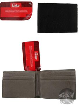 Coca-Cola Logo Wallet
